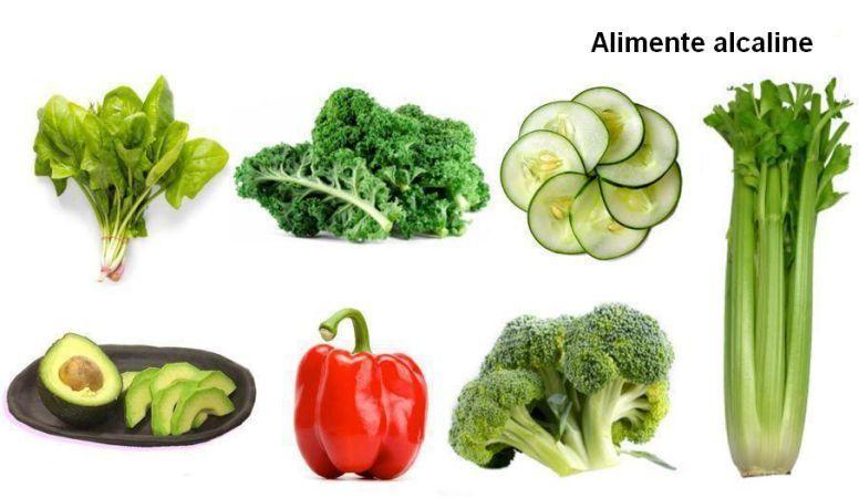 Alimentele alcaline