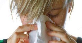 Simptomele alergiilor - Stranutul